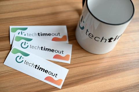 techtimeout stickers