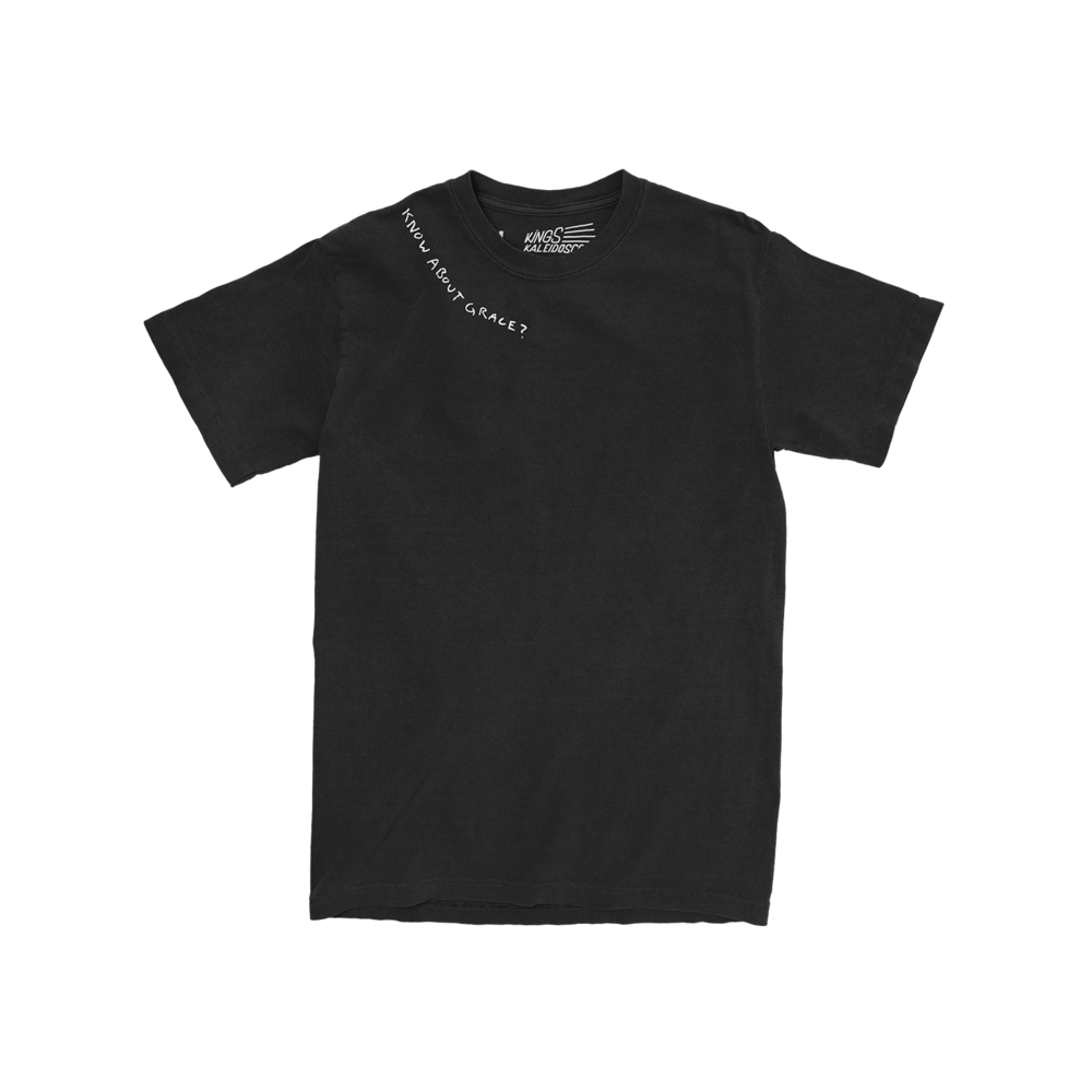 "Load image into Gallery viewer, ""What Do You Know About Grace?"" Tee"