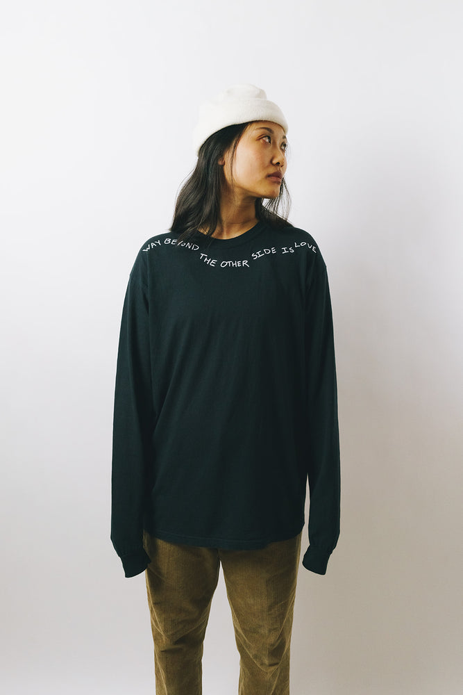 "Load image into Gallery viewer, ""Way Beyond The Other Side"" Long Sleeve"