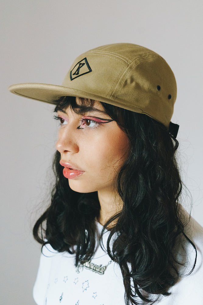 Beyond Control Diamond Logo Hat [Sand]