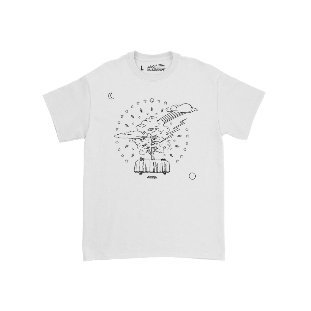 "Load image into Gallery viewer, Zeal ""The Rush"" Drawing Tee"