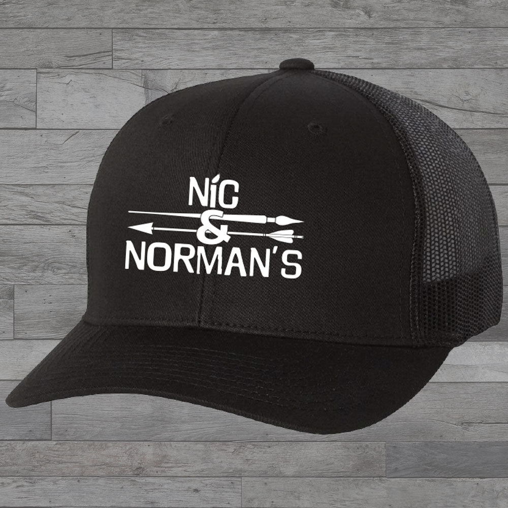 N&N's Classic Embroidered Retro Trucker