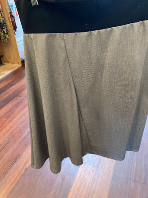 Ena North Skirt in Fine Wool