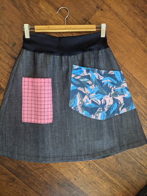 MiM Off Grid Pocket Skirt