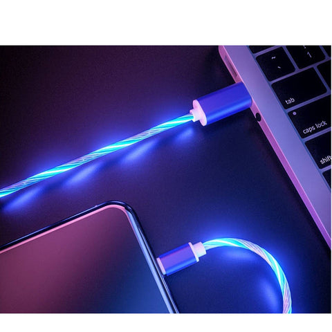 iPhone and Smartphone USB Charger Cables