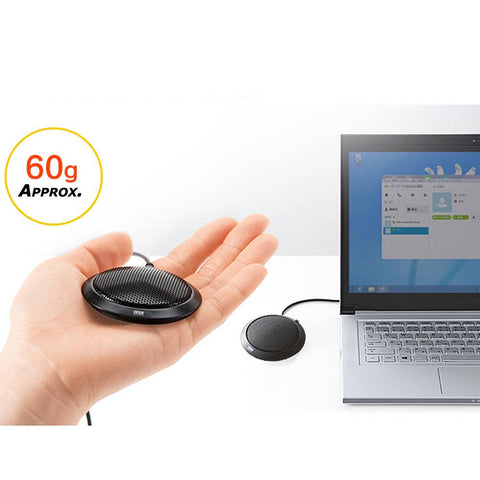 The USB Microphone for Group Net Meeting!