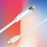 3rd Party iPhone Charge Cable | USB-C to Lightning PD (Power Delivery) Cable for iPhone / iPad / iPod