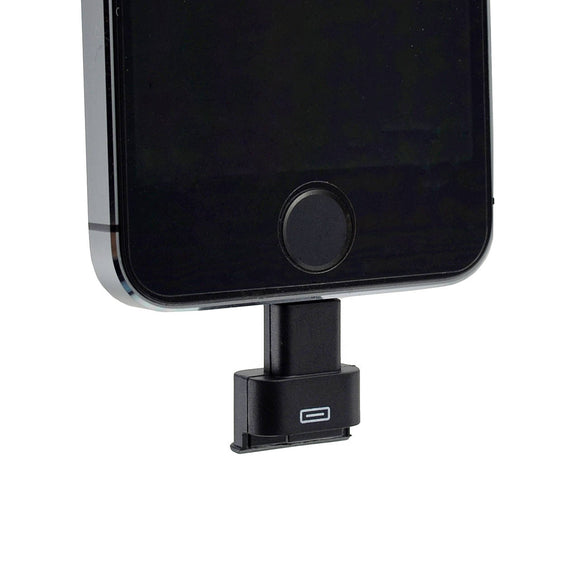 OEM Apple's 8-Pin Lightning Male to Female Adapter / Converter for iPhone / iPad / iPod / Music Dock