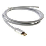 Slim Lightning Extension Cable Female to Male Port Transfer Audio Video Data and Charging for iPhone & Docks