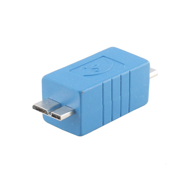 USB 3.0 Adapter (Micro USB B Male to Micro USB B Male)