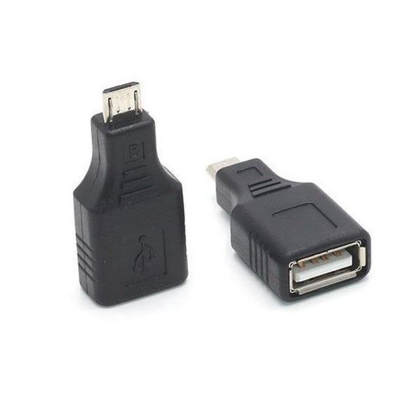 Micro USB OTG Adapter | Micro USB Male to USB-A Female On-the-go Adapter
