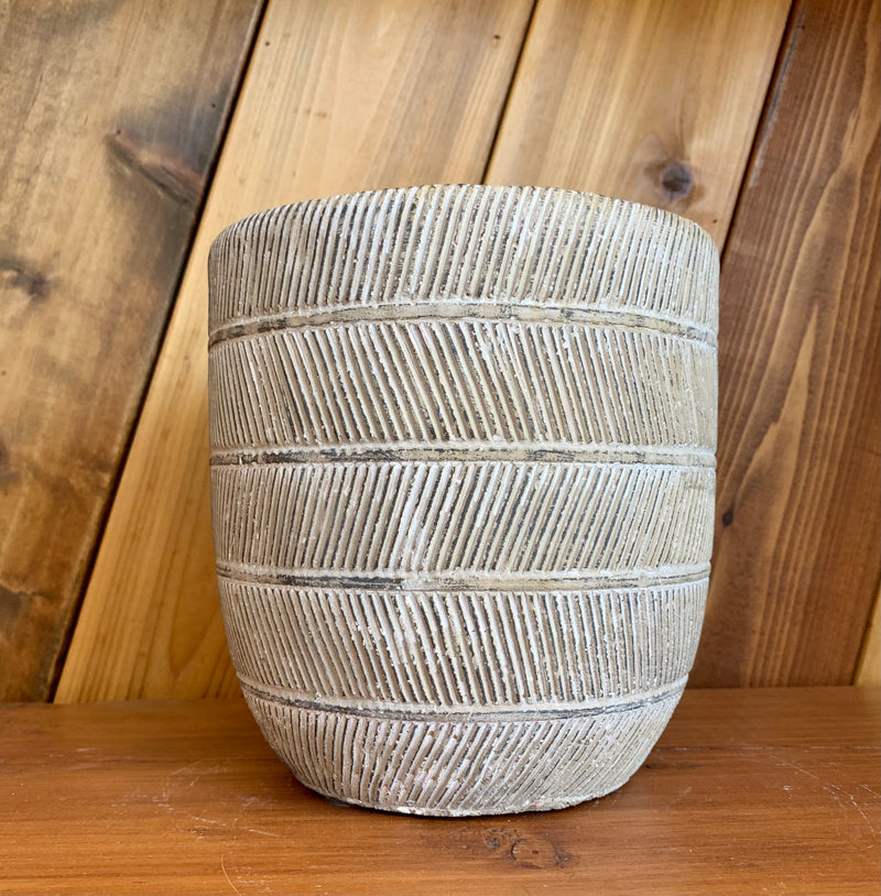 Ceramic Planter | Textured
