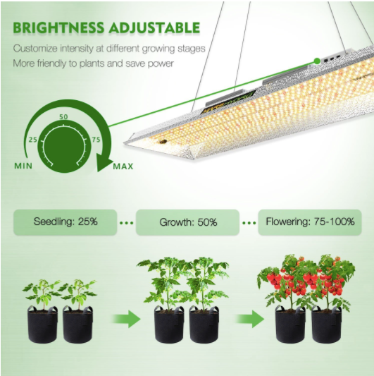 TSL 2000 LED Grow Light