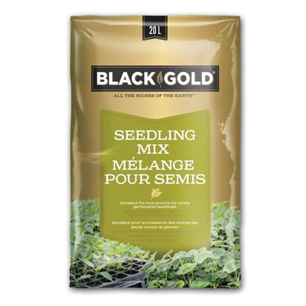 Black Gold Seedling Mix 20L