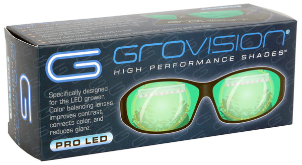 High Performance Shades® | Pro LED