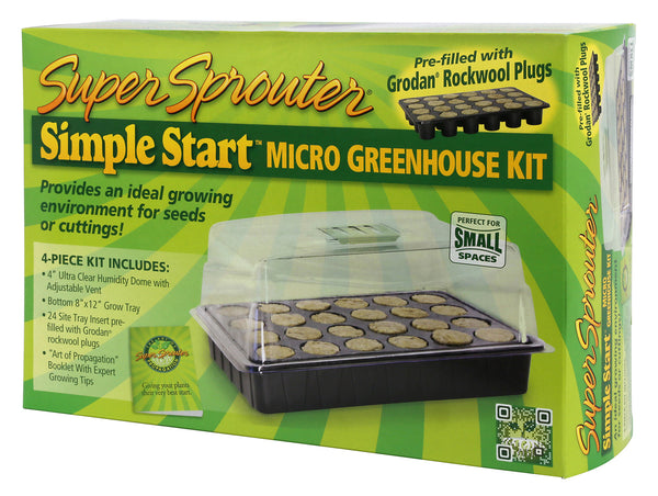 Simple Start® Micro Greenhouse Kit