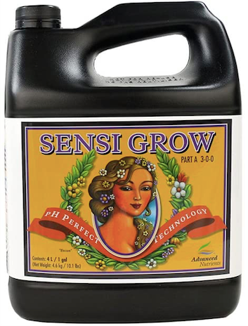 pH Perfect Sensi Grow | Part A