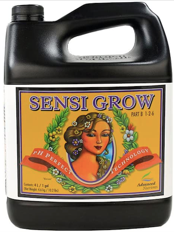 pH Perfect Sensi Grow | Part B