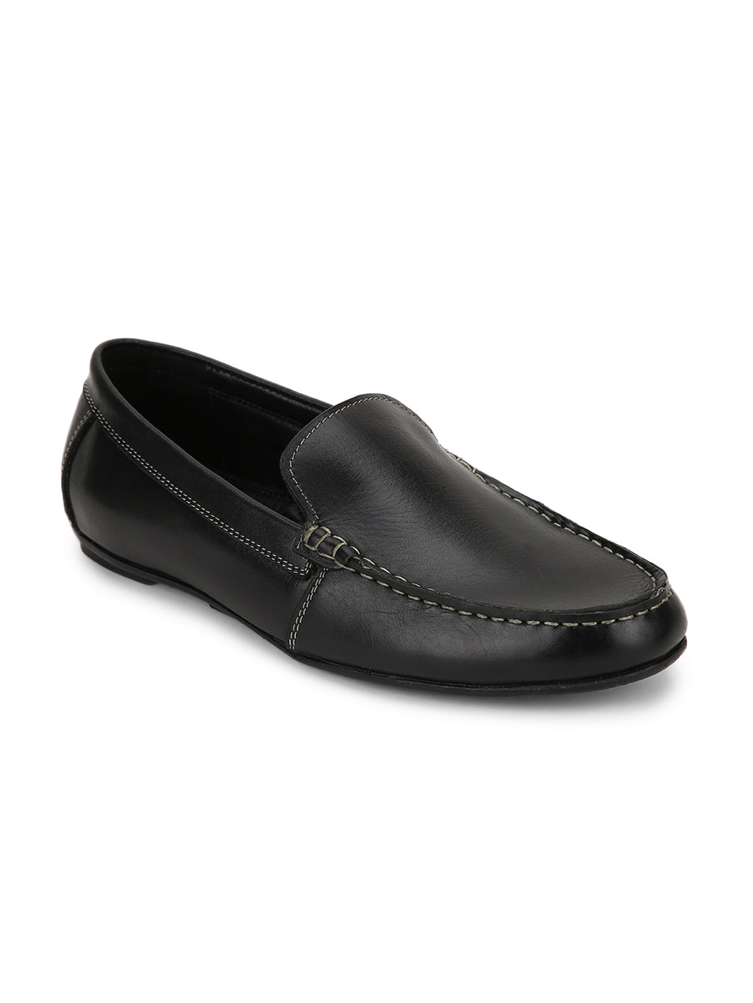 Teakwood Men Genuine Leather Slip-ons