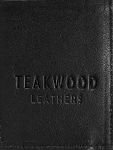 Load image into Gallery viewer, Teakwood Genuine Leather Combo Gift Set || Men Pack of Five Accessory Gift Set