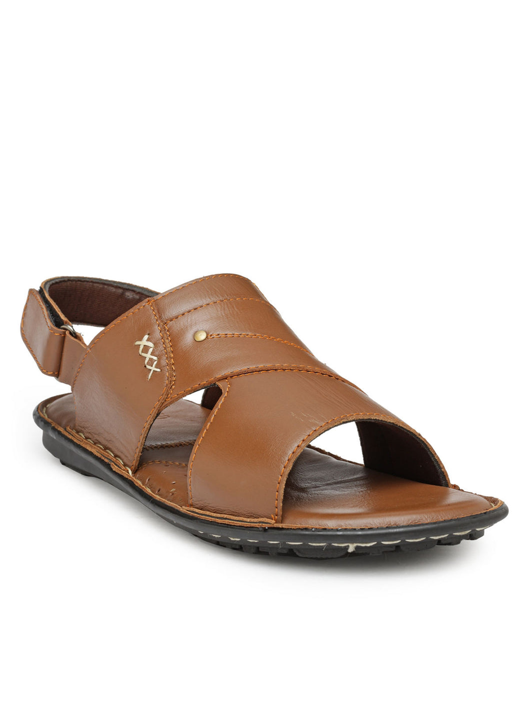 Teakwood Tan Daily Wear Sandals