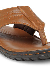 Load image into Gallery viewer, Teakwood Men's Real Leather Sandals