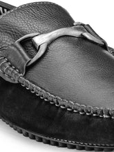 Load image into Gallery viewer, Teakwood Genuine Leather slip-ons shoes