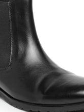 Load image into Gallery viewer, Teakwood Leathers Men's Black Chelsea Boots