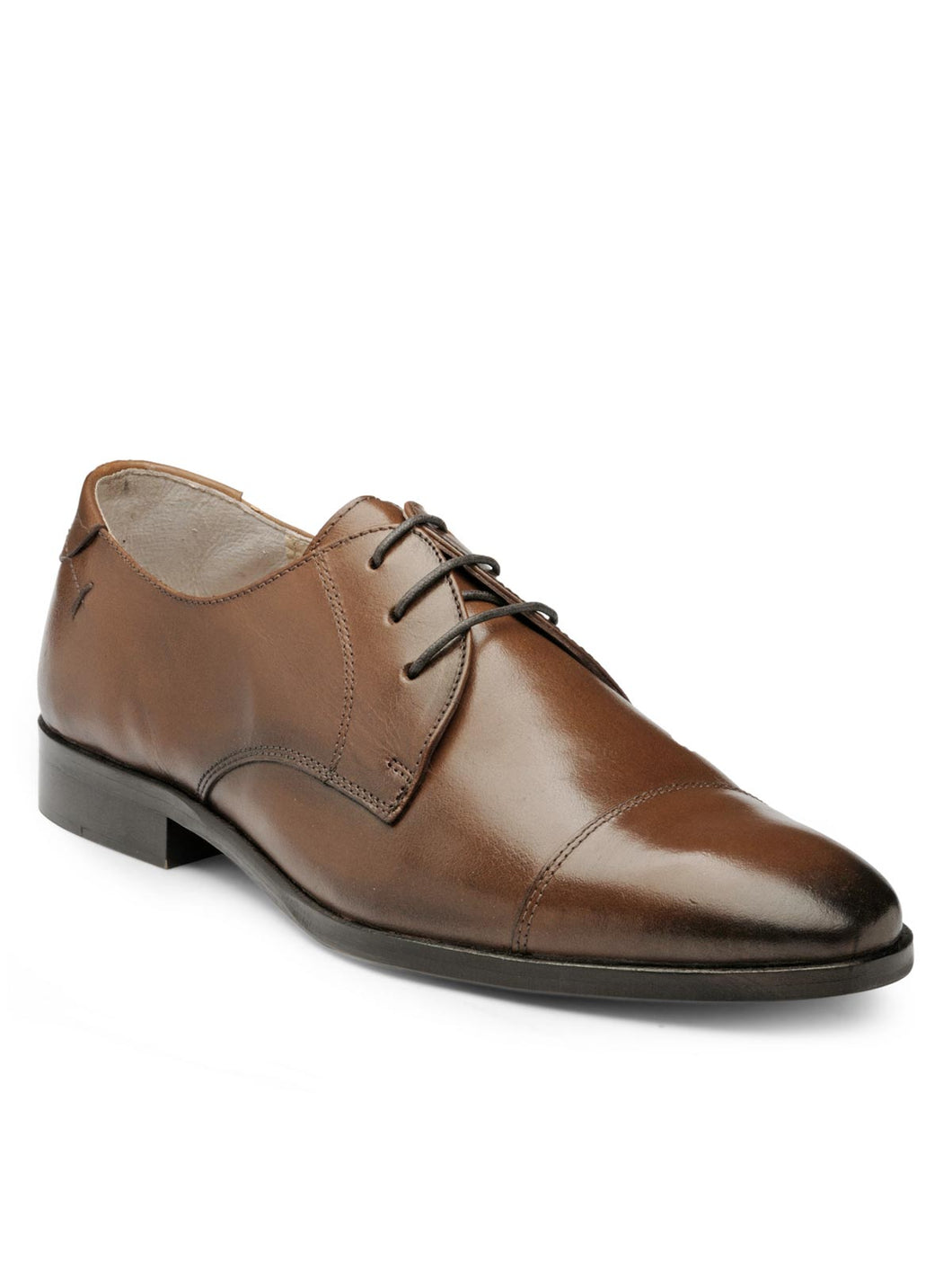 Teakwood Genuine Leather Derby Shoes Shoes