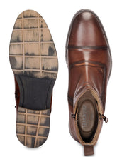 Load image into Gallery viewer, Teakwood Genuine Leather Boot Shoes