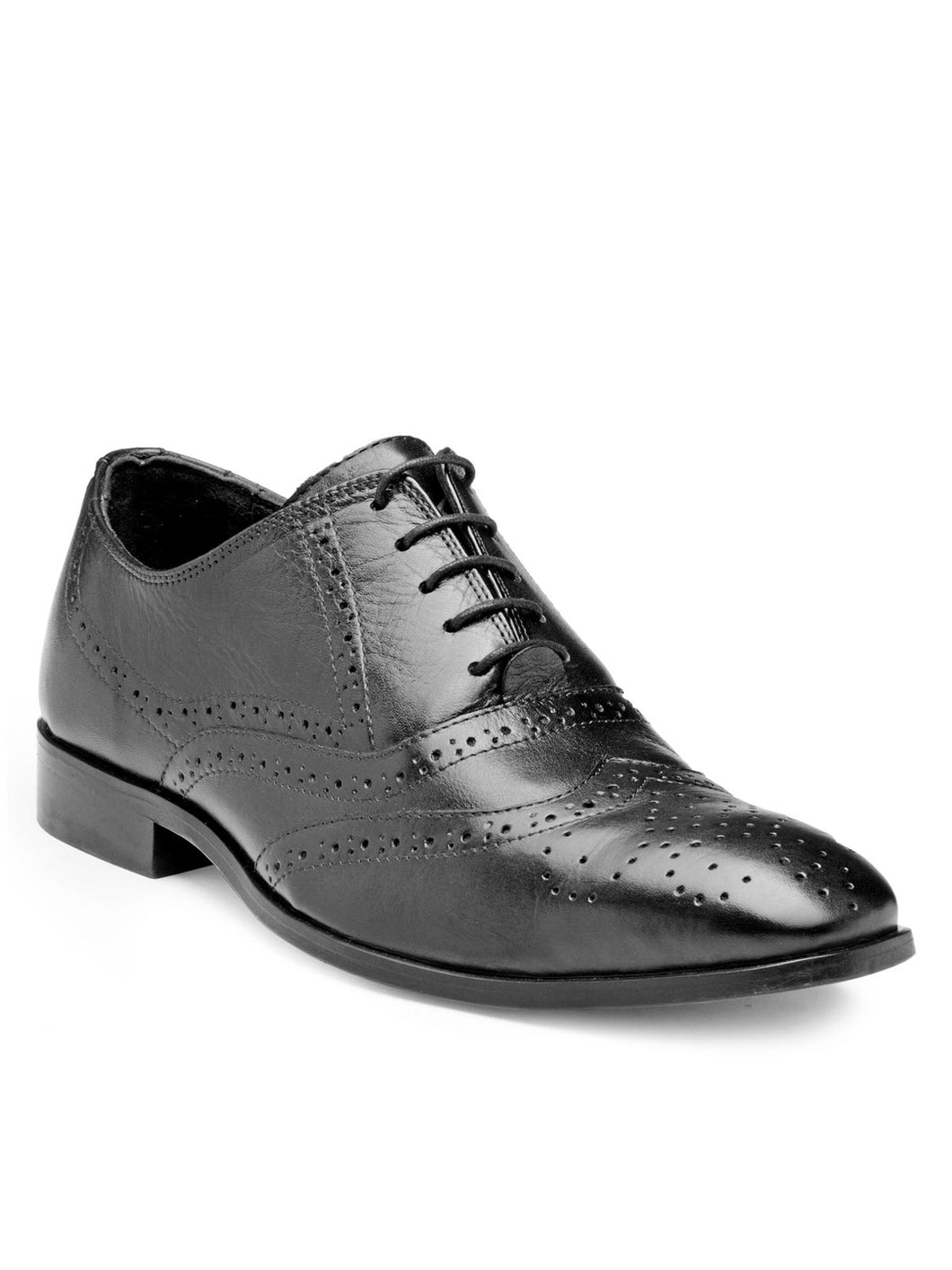 Teakwood Genuine Leather Oxford Shoes Shoes
