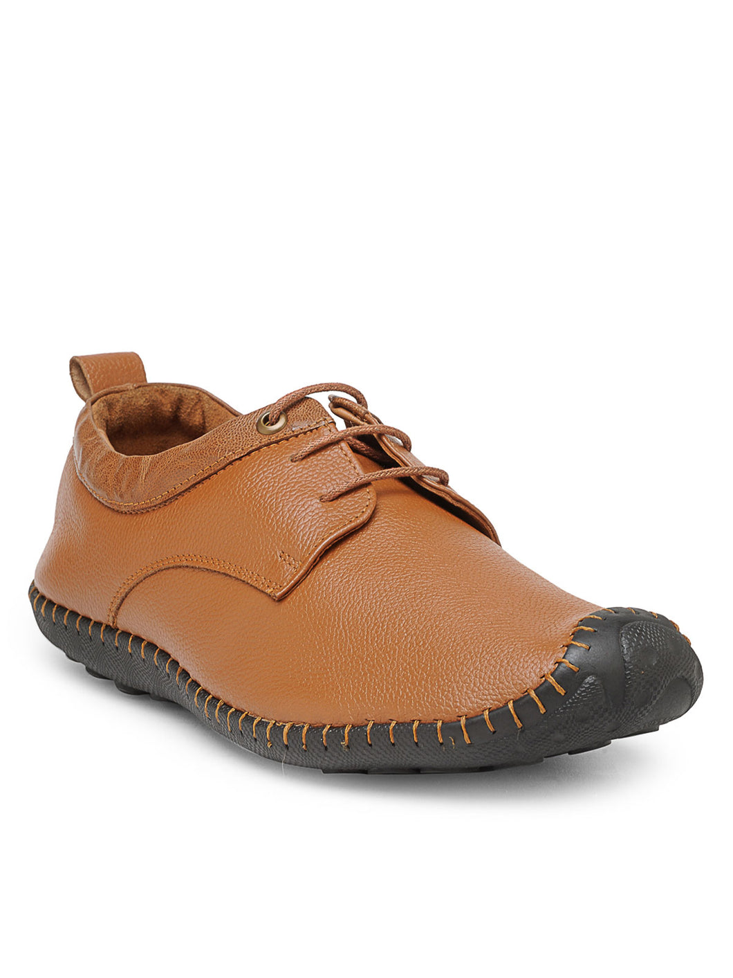 Teakwood Men's Real Leather Shoes