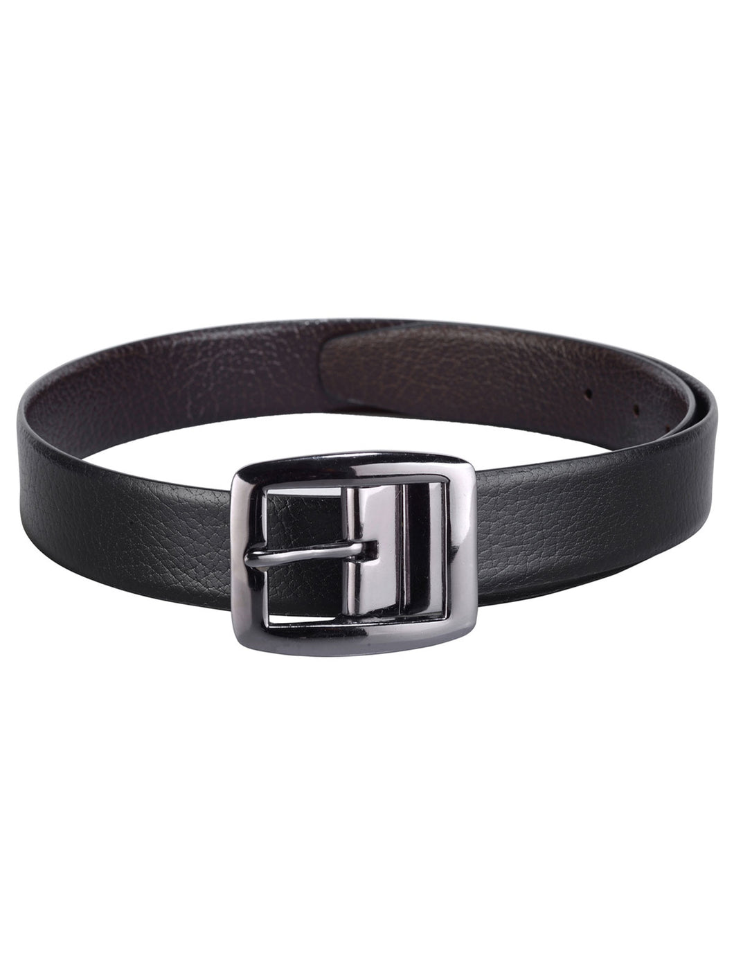 Teakwood Leathers Men's Black Formal Waist Belt