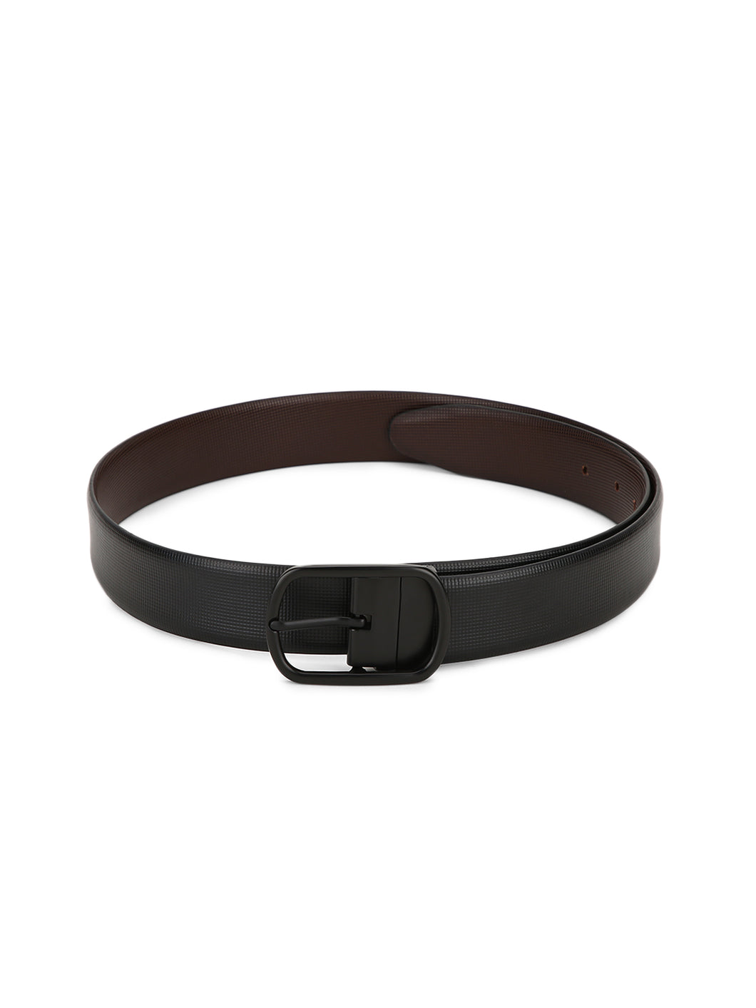 GENUINE LEATHER BLACK BELT