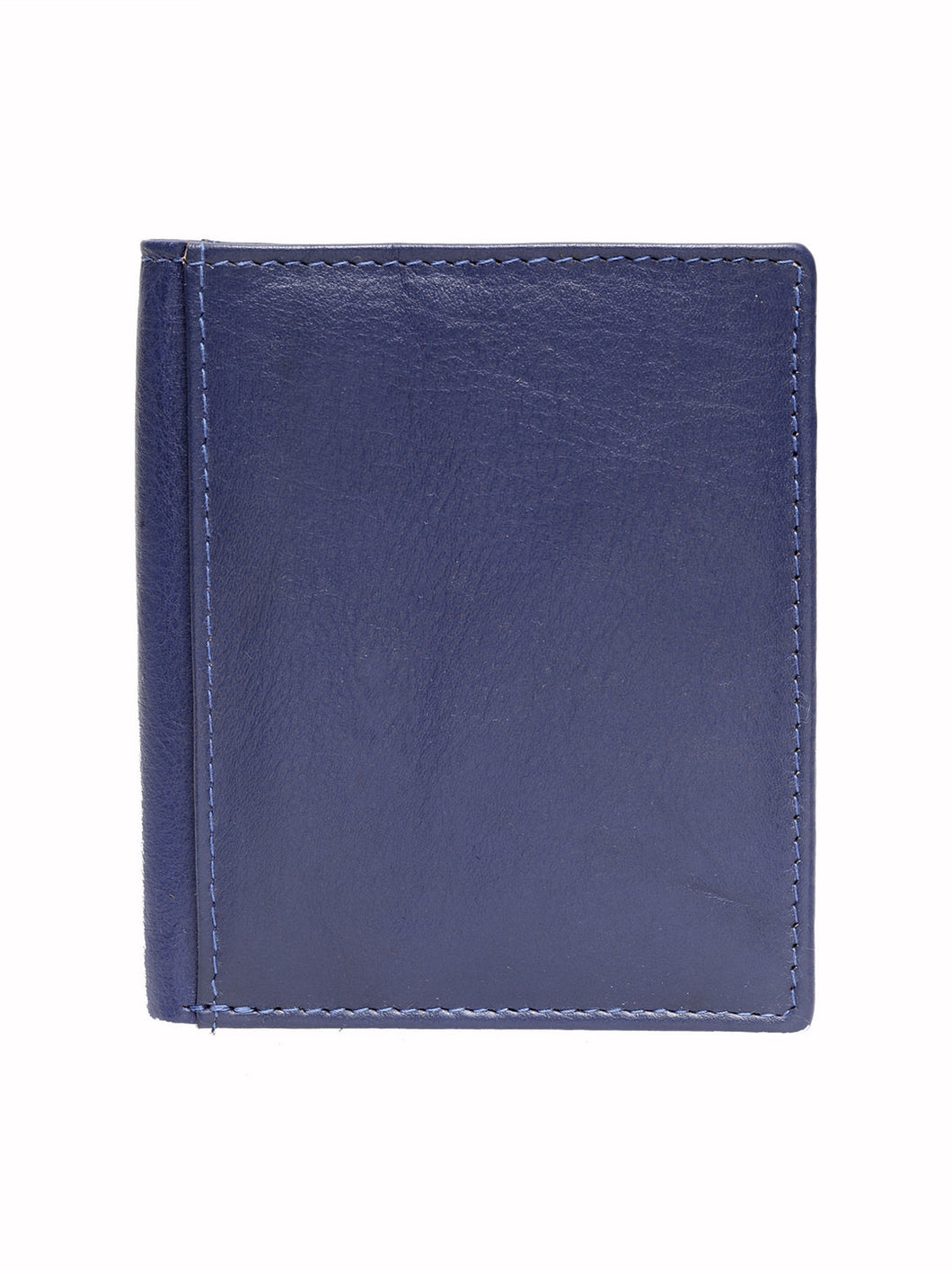 Teakwood Genuine Leather Wallets - Blue