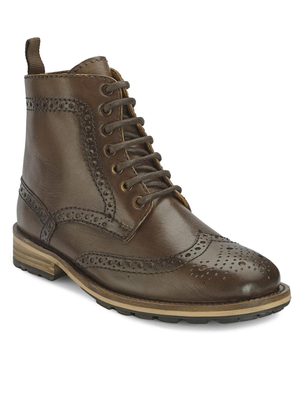 Teakwood Genuine Leather Mens Boots