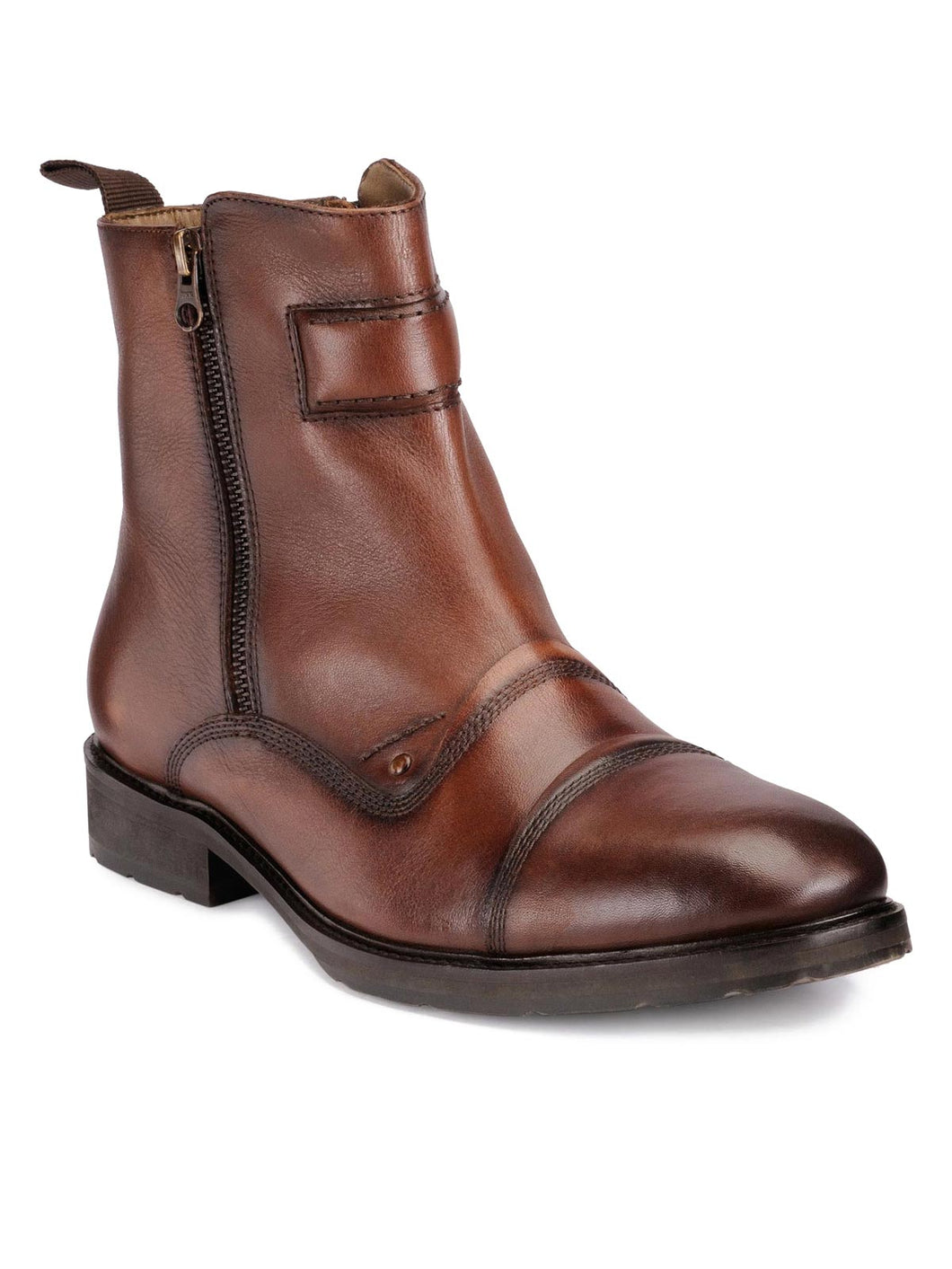 Teakwood Genuine Leather Boot Shoes