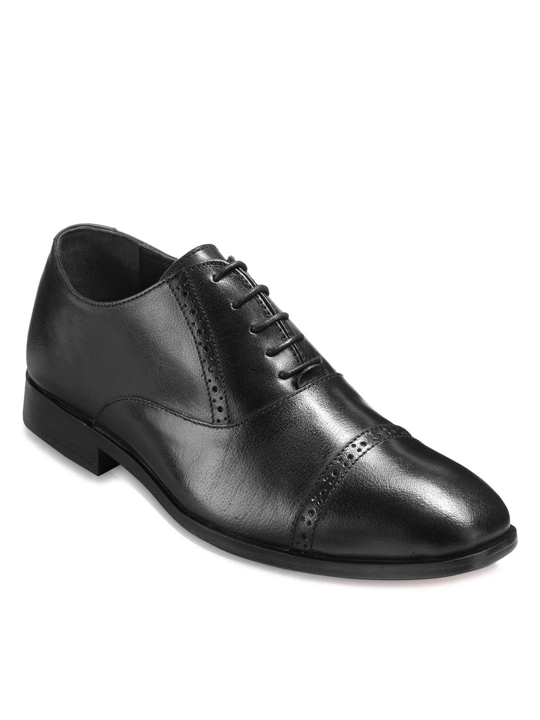 Teakwood Genuine Leather Oxford shoes