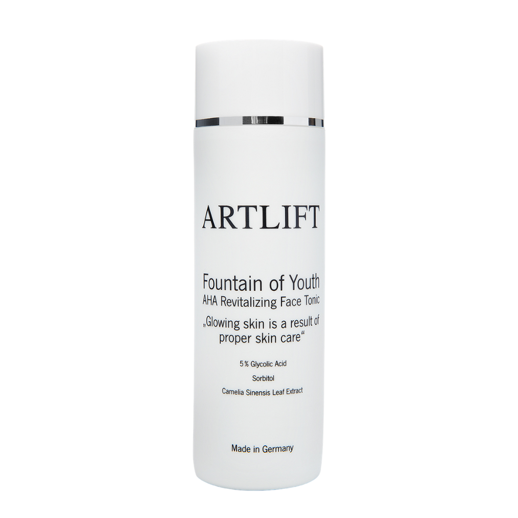 AHA Revitalizing Face Tonic
