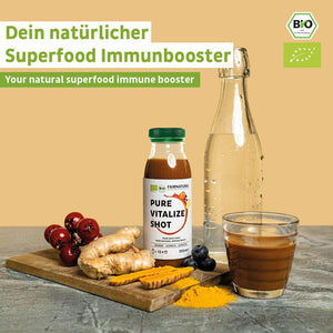 Load the picture into the gallery viewer, Superfood Immune Boost Shot