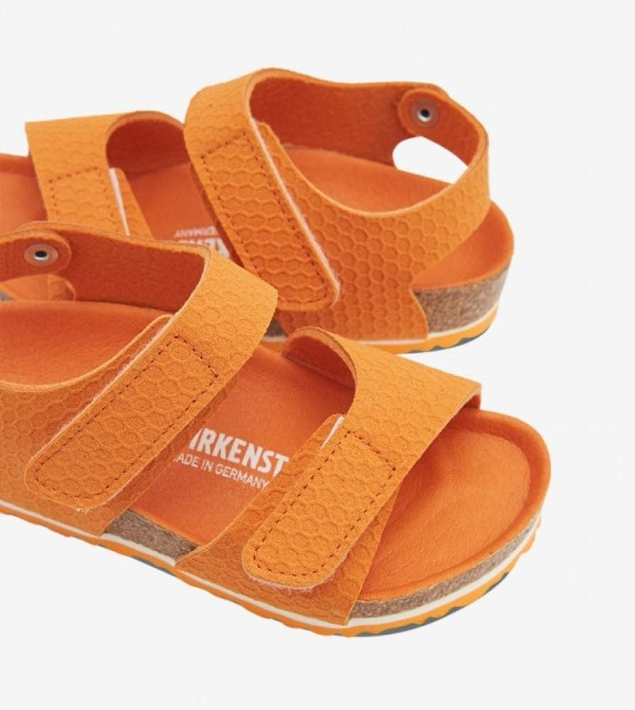 Palu Kids MF Hexagon Tech Orange