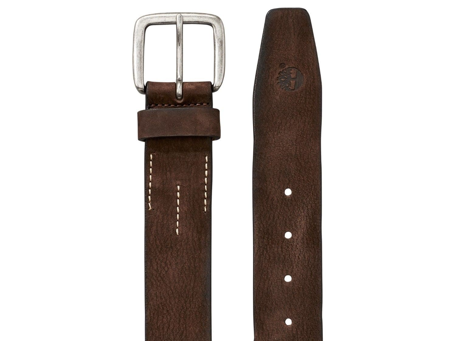 Belt | Washed Nubuck Belt Brown,Fq