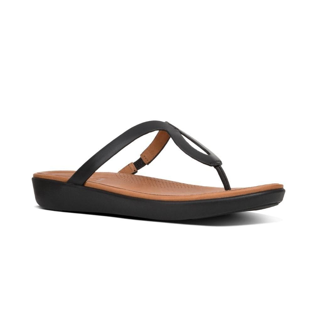 Strata Toe-Thong Leather