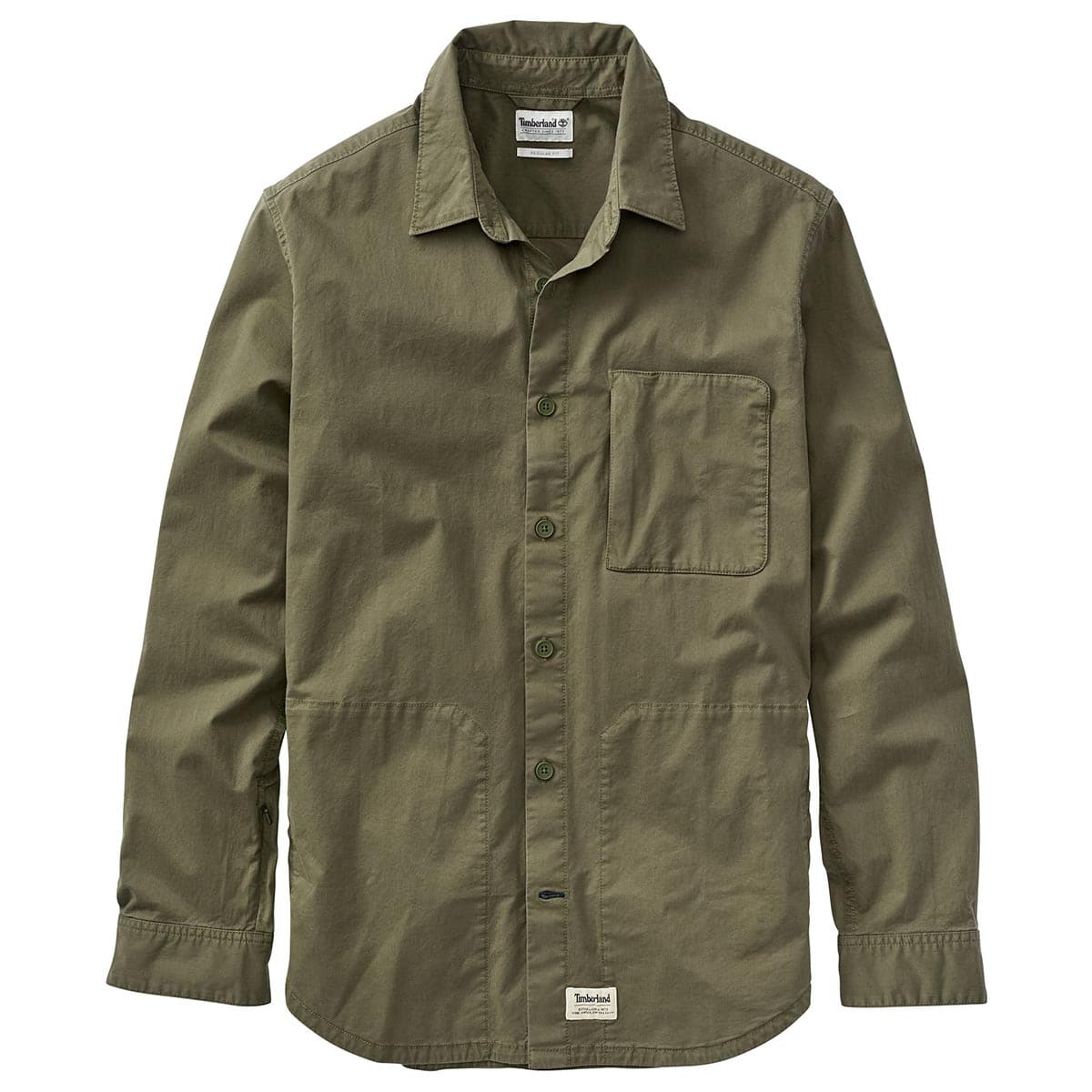 M Top | AF LS Smith River Travel Utility Stretch Shirt