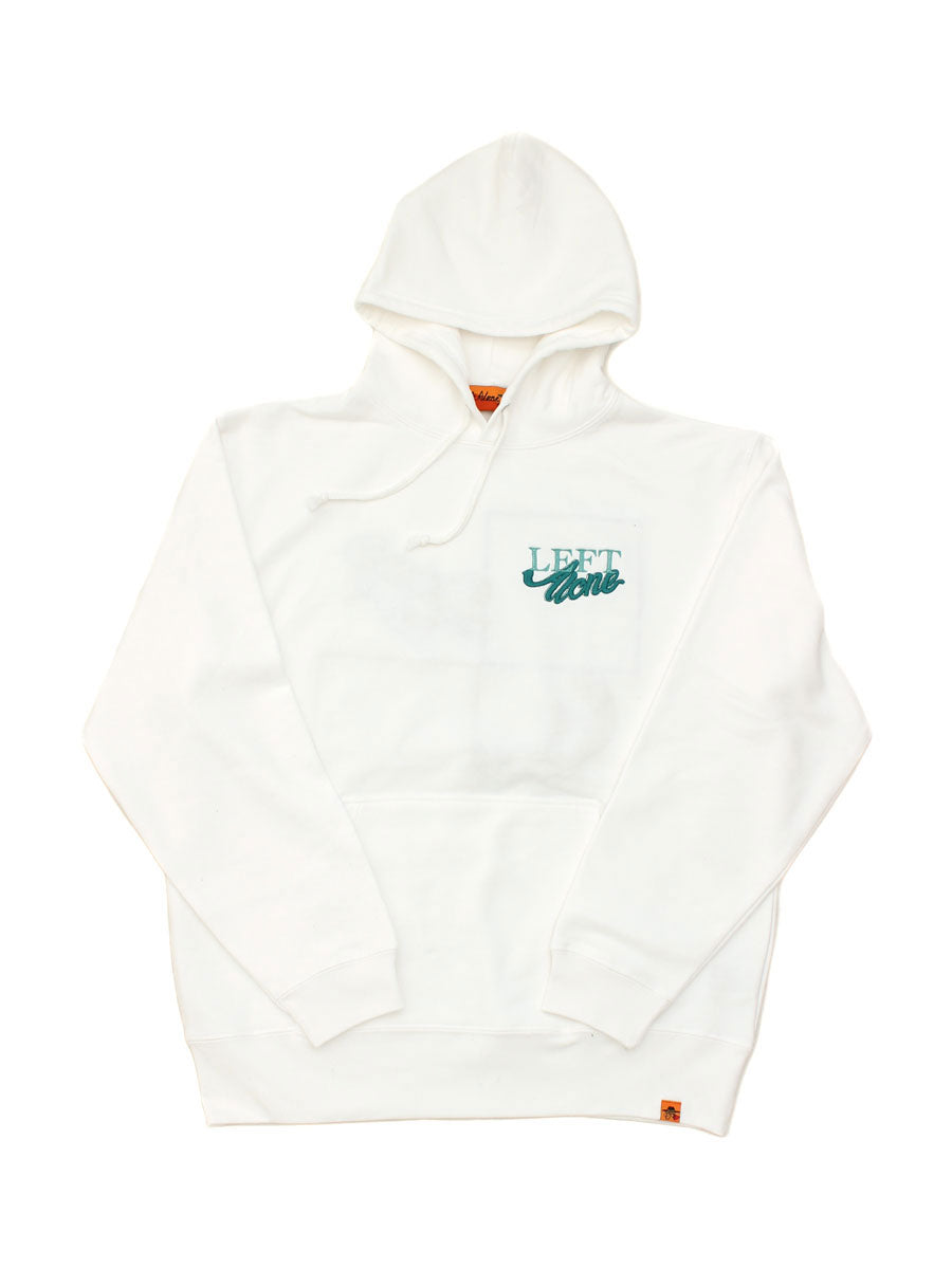 POP OUT ANIMAL PARKA -WHITE-