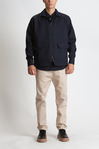 SIR BARTON - LIMA ZIP SHIRT