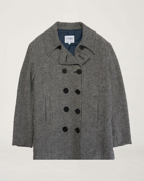 PICOT - DOUBLE BREASTED COAT