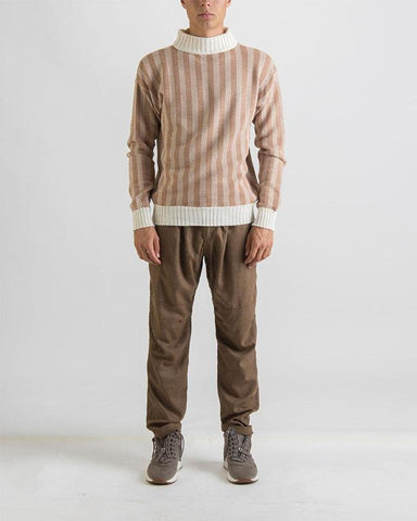 DELFO - KNIT TURTLENECK PULLOVER