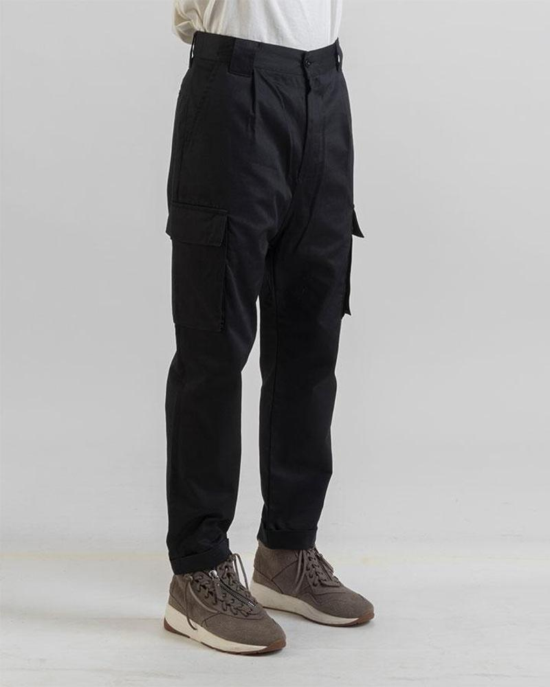 PALOMO - POCKET TROUSERS
