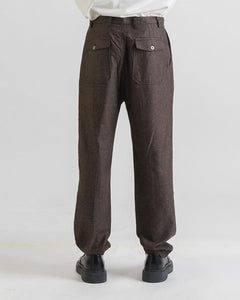 SEABISCUIT - WIDE TROUSERS